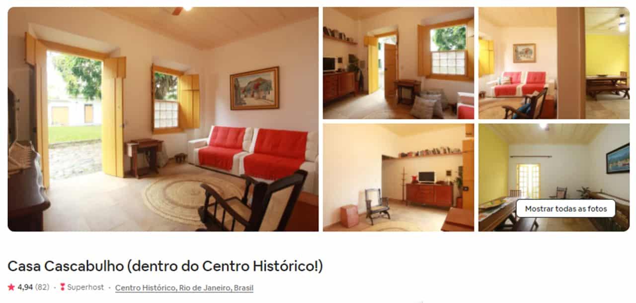 Airbnb Paraty