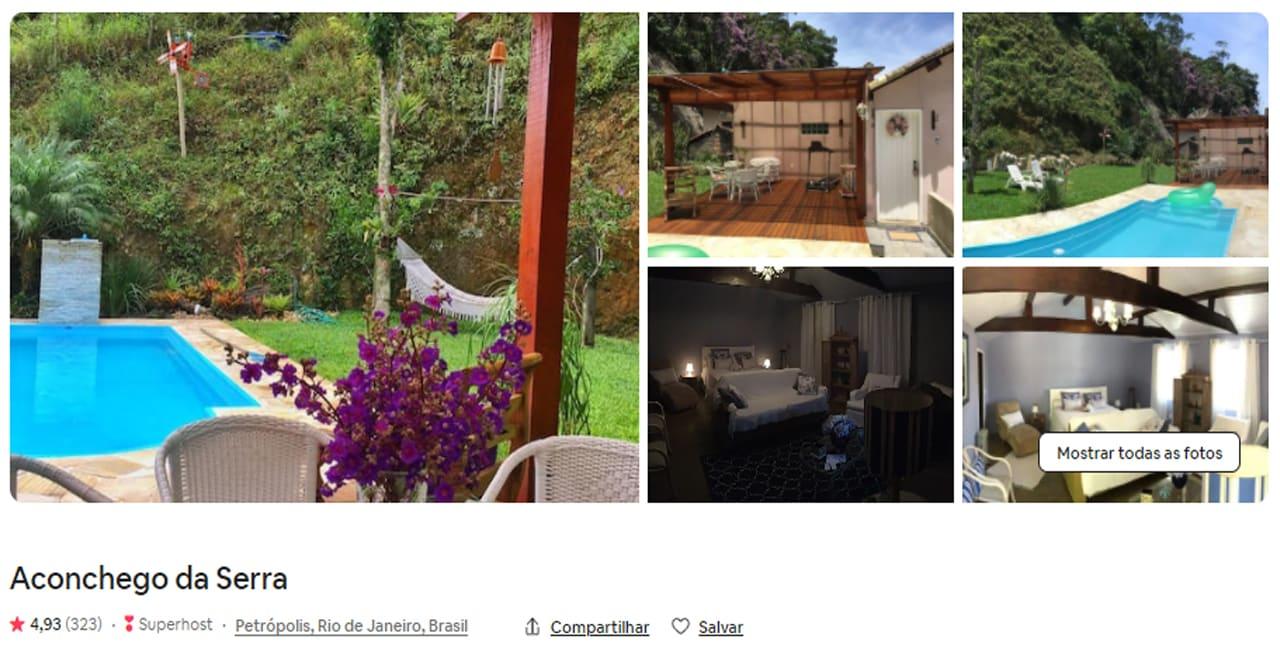 Airbnb Petrópolis