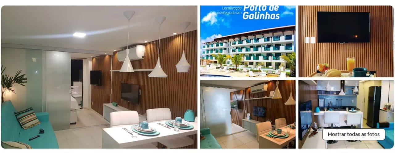 airbnb Porto de Galinhas onde ficar