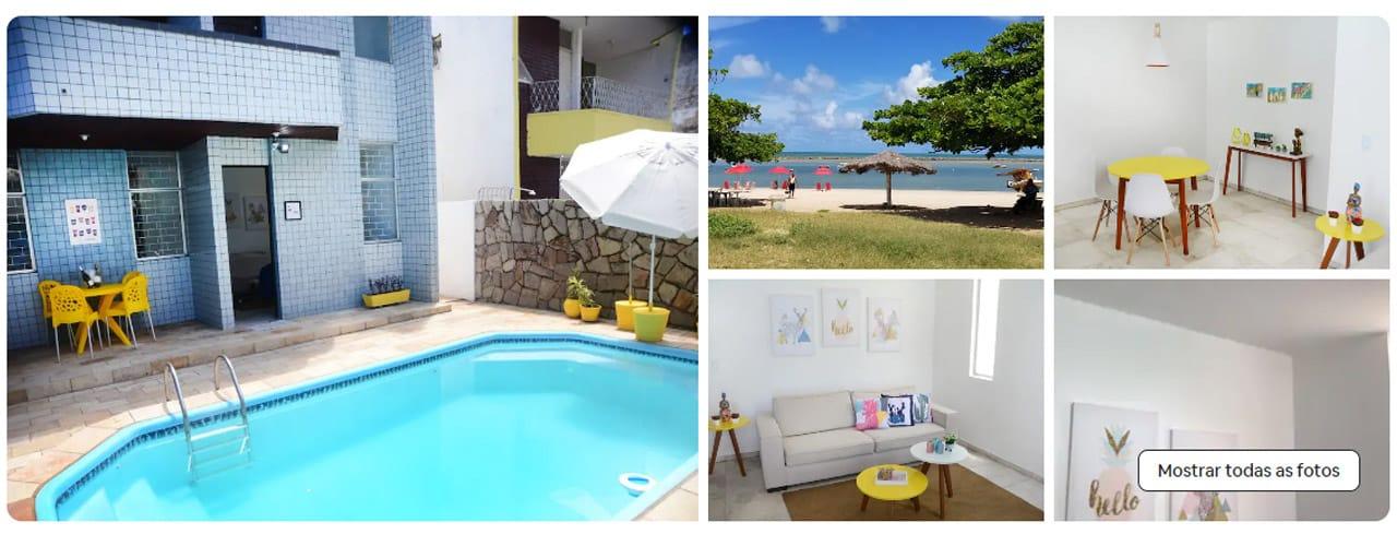 casa airbnb olinda