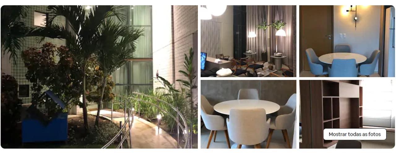 airbnb recife centro