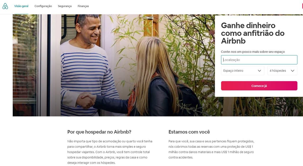 Como ganhar dinheiro com o Airbnb