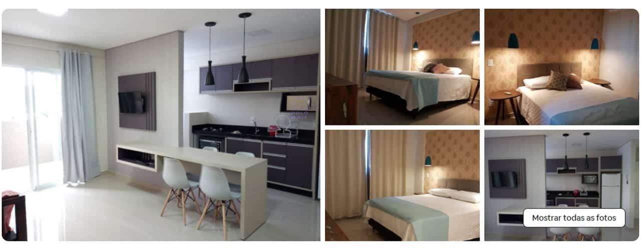 airbnb apartamento foz do iguaçu