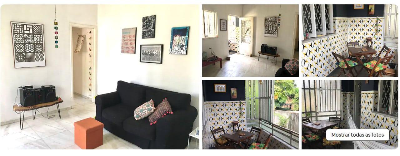 airbnb Recife Boa Vista