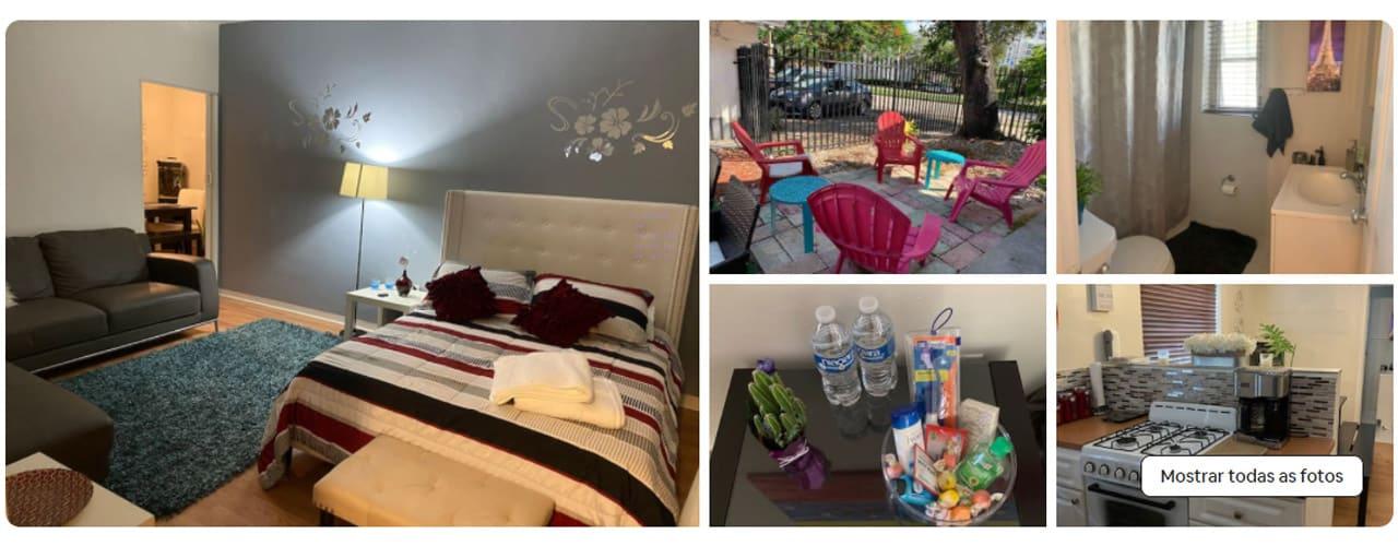 airbnb em miami centro