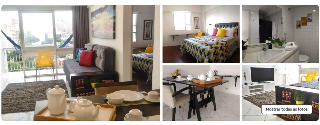 airbnb em Recife Boa Vista