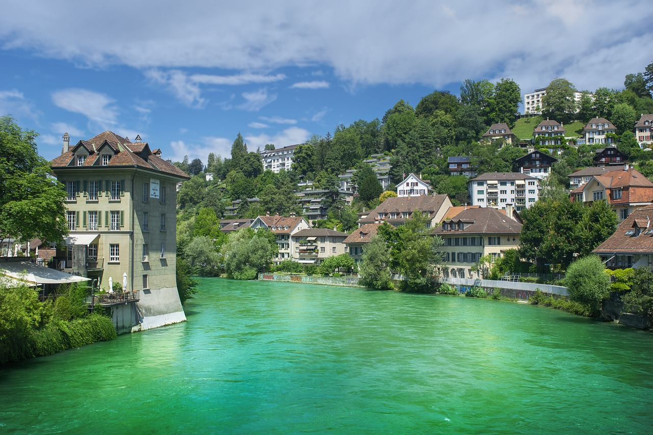 capital da suiça