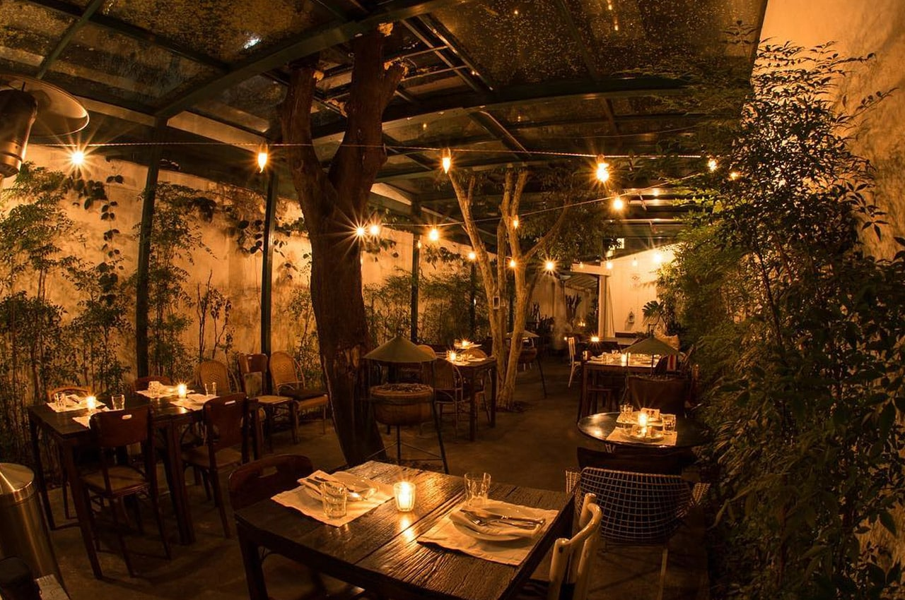 restaurantes romanticos sp