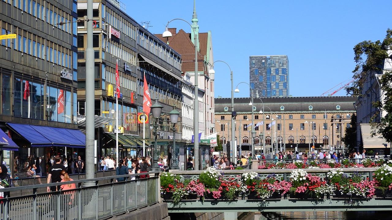 cidades bonitas na suecia
