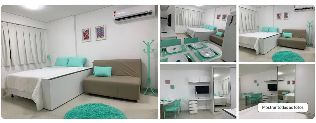 airbnb recife flat boa viegem