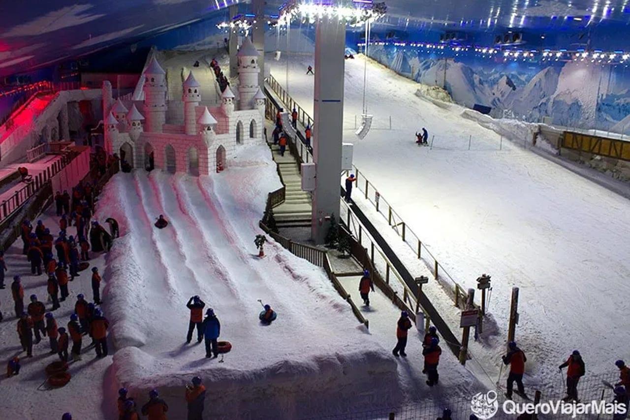 snowland promoção