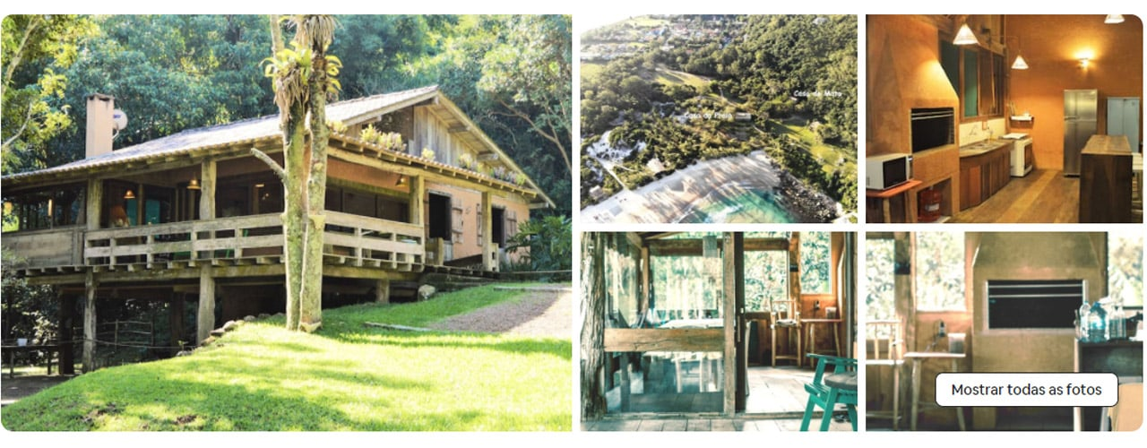 airbnb em Garopaba Ferrugem