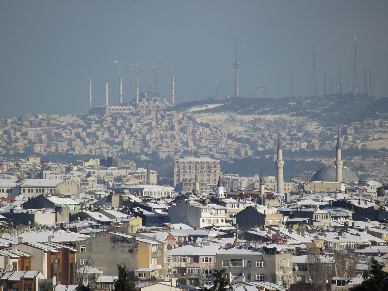 clima em istambul