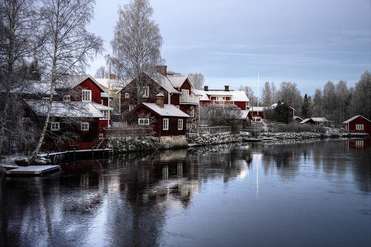 clima na suecia