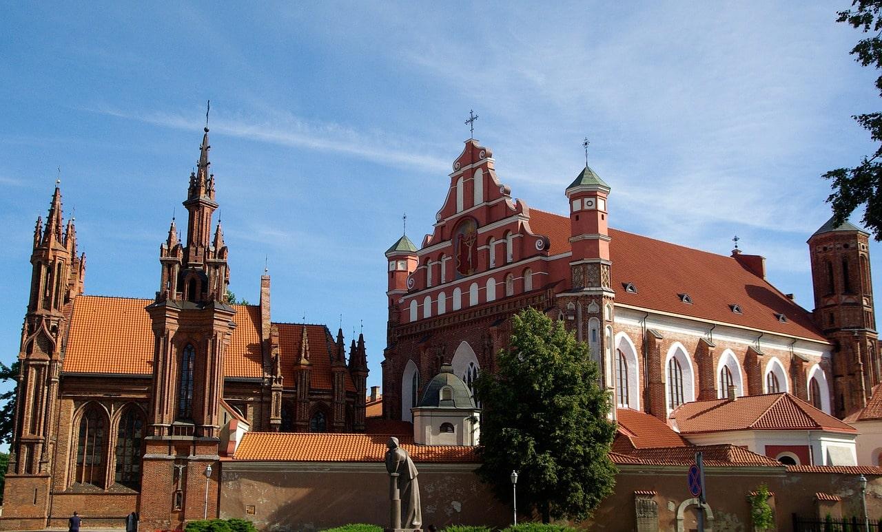 melhores passeios na lituania