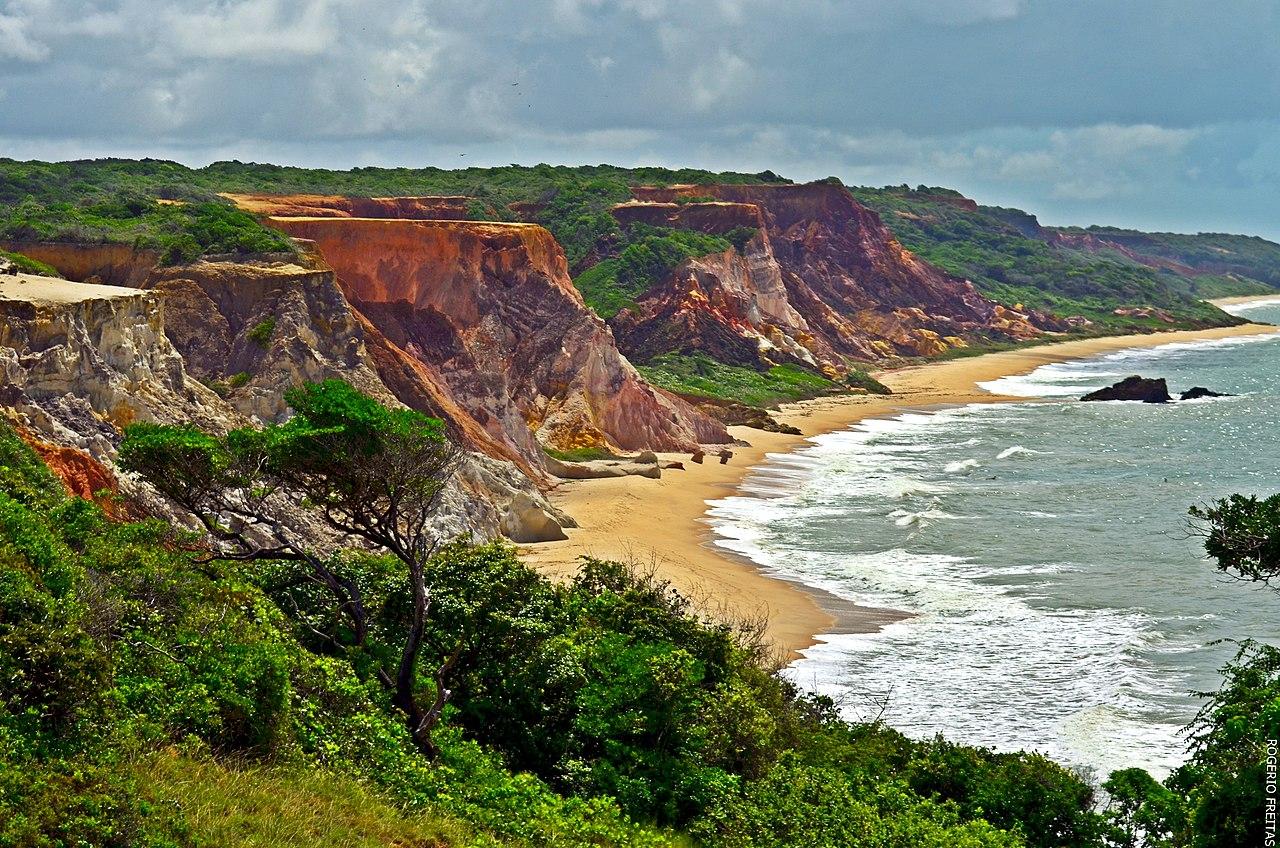 lugares diferentes pelo brasil