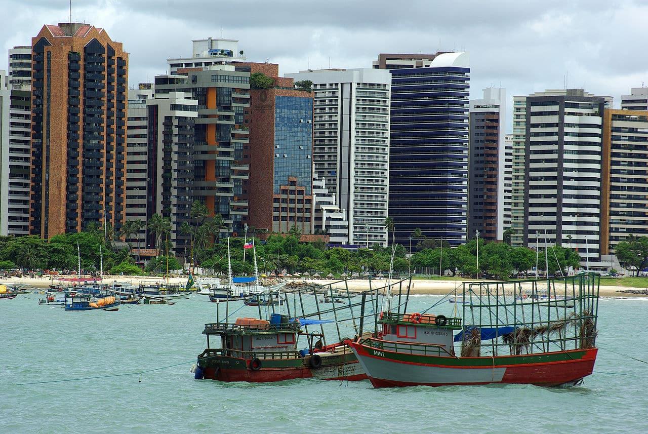 cidades turísticas no nordeste