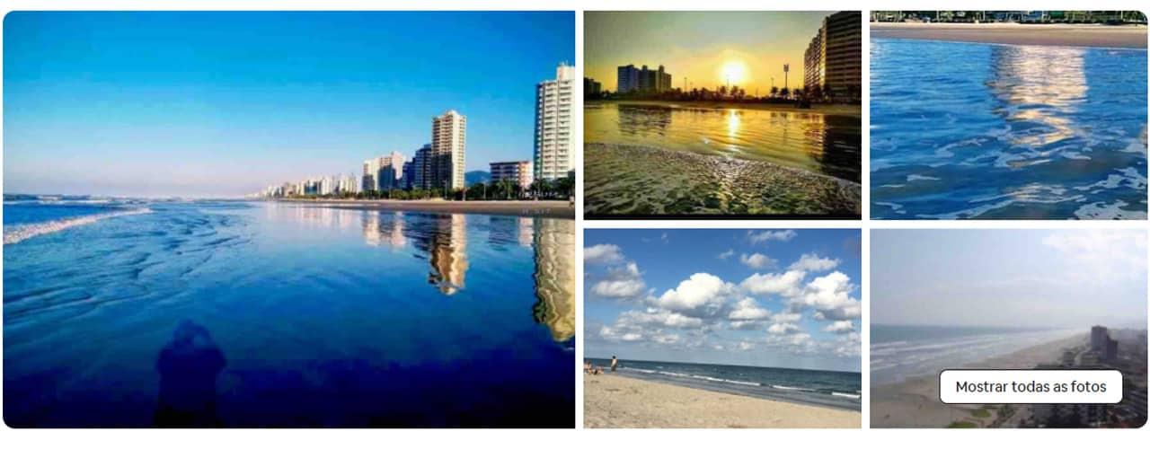 onde ficar Praia Grande maracanã