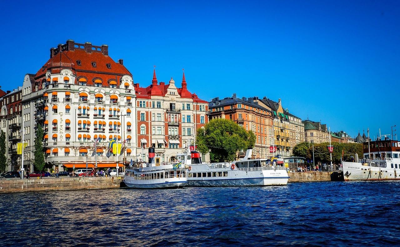 melhores atrações na suecia
