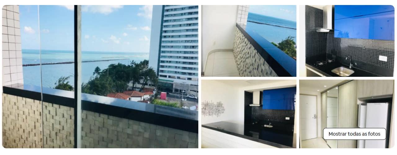airbnb em Recife olinda