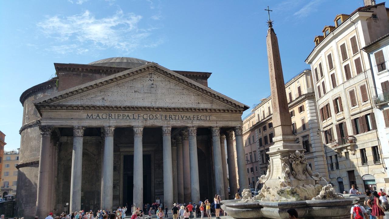 lugares para ir em roma