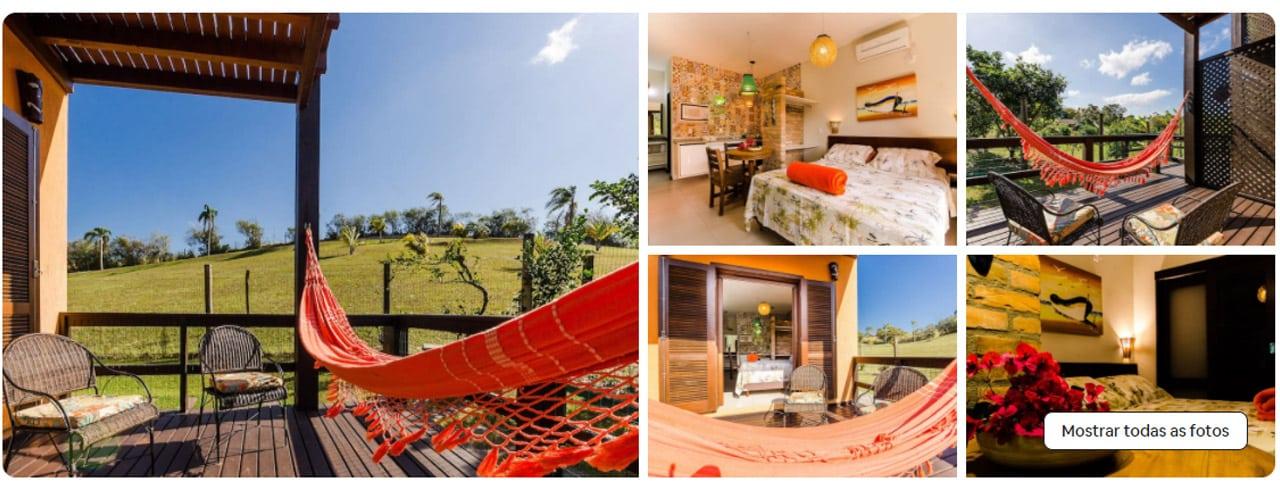 airbnb Praia do Rosa