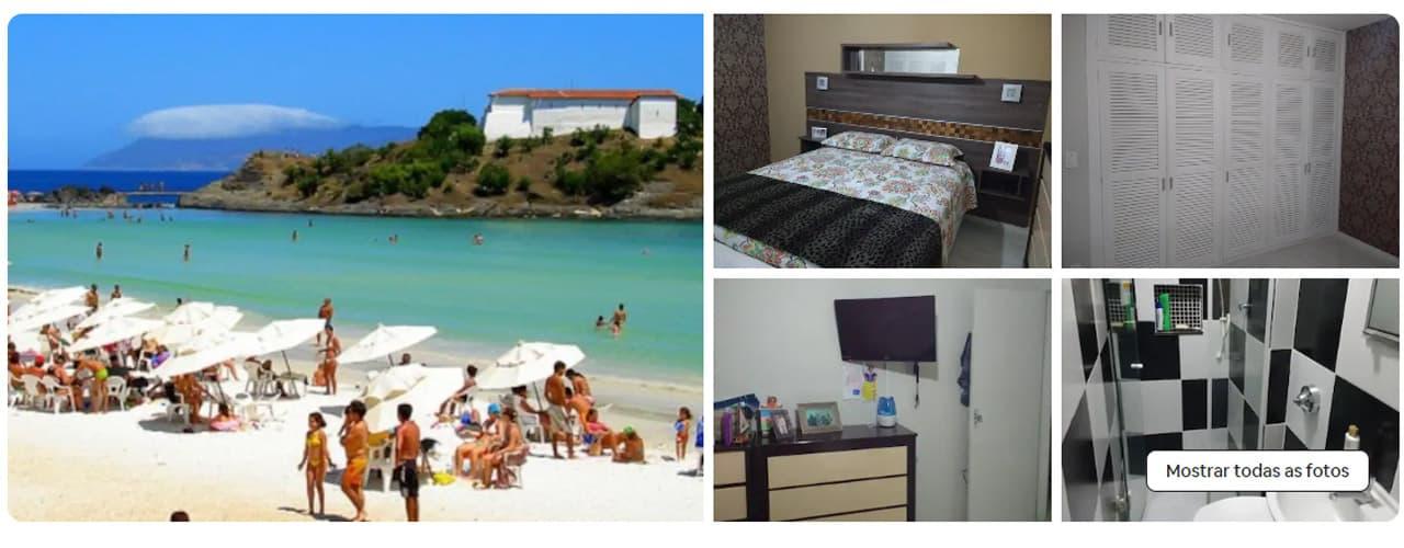 Casas para alugar na Praia do Forte