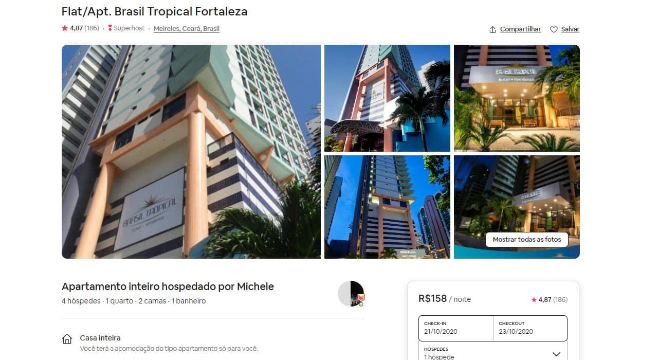 airbnb como alugar