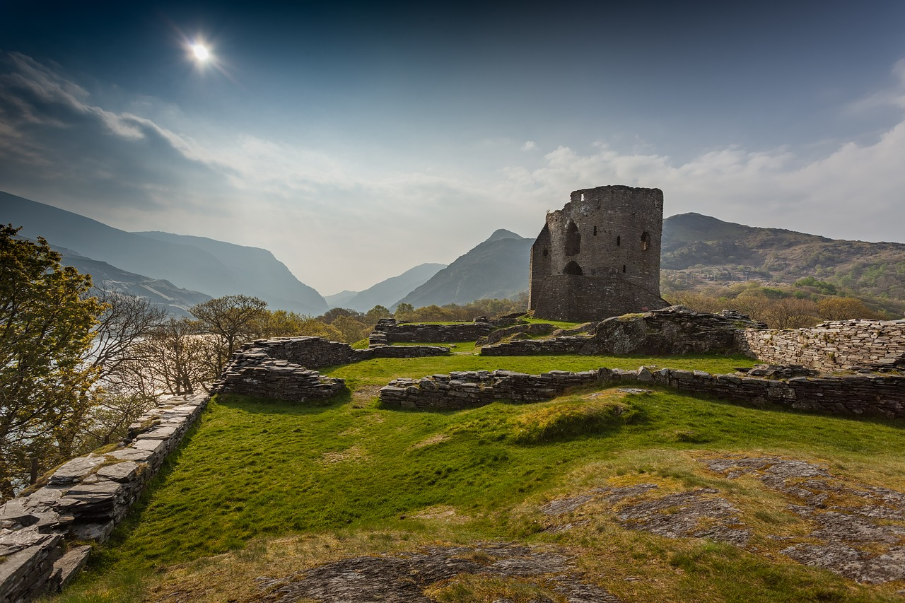 região turística país de gales