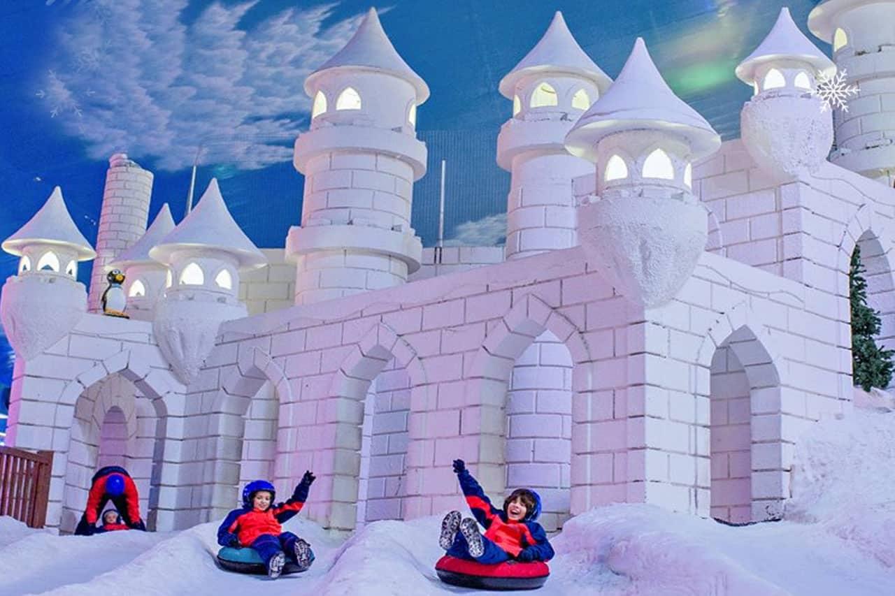 Qual o valor do Snowland em Gramado?