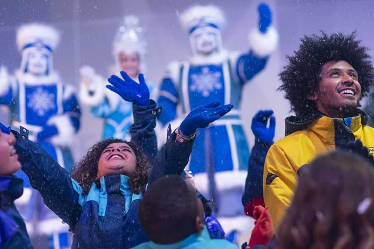 Snowland é para crianças