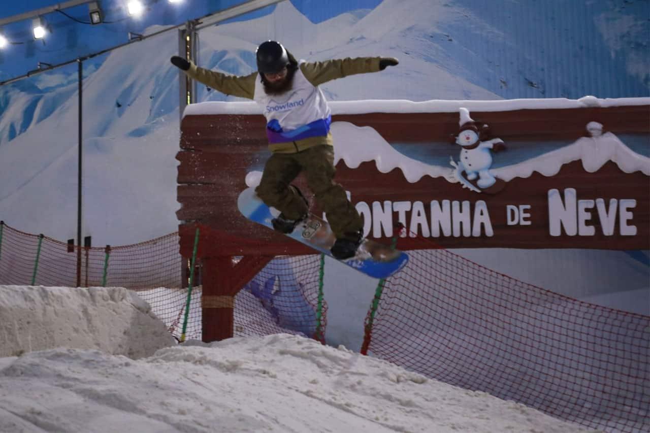 O que fazer no Snowland em Gramado