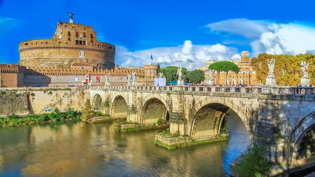 pontos turisticos roma