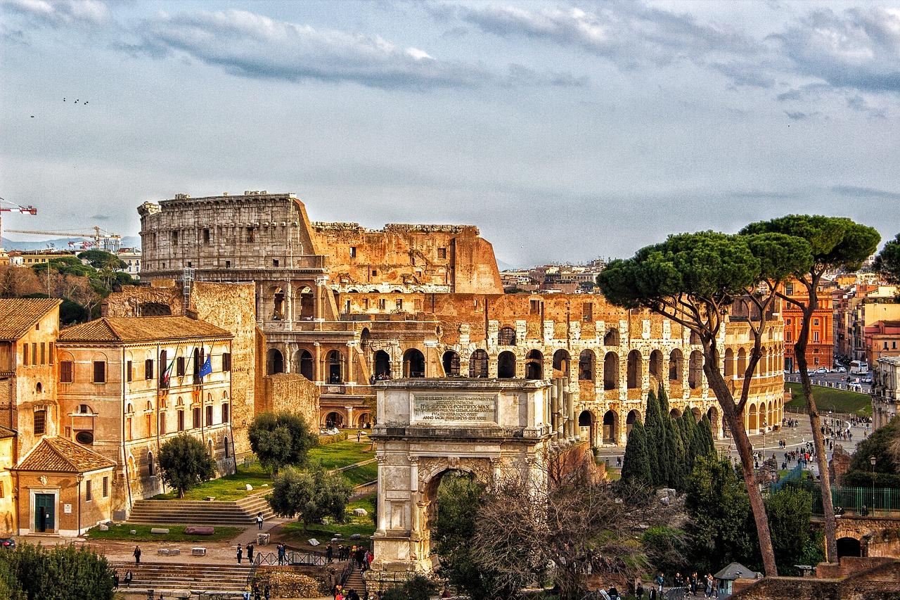 Guia de viagem para Itália