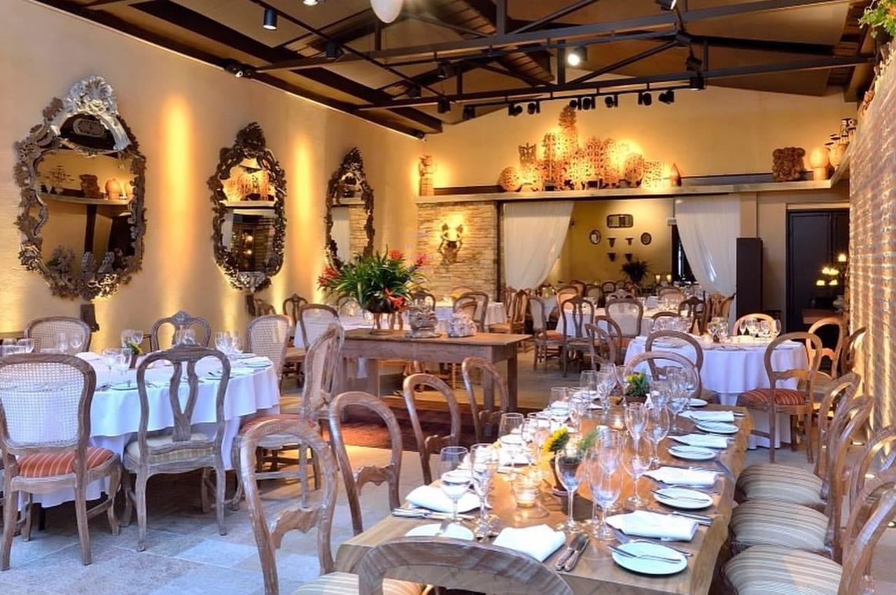 restaurantes italianos romanticos sp