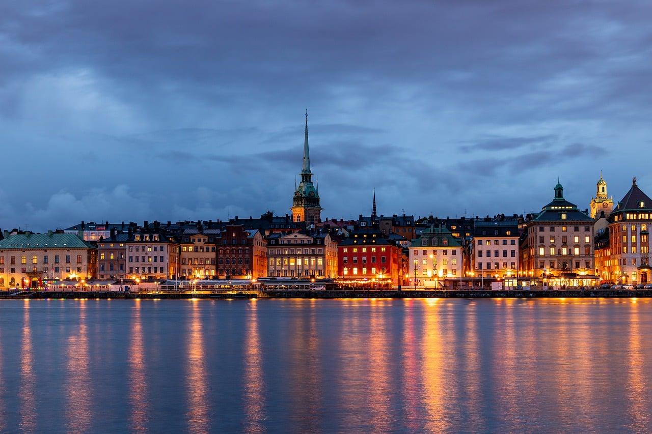Quais são as principais cidades da Suécia?