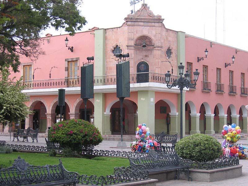 Cidades dos Pueblos Mágicos no México