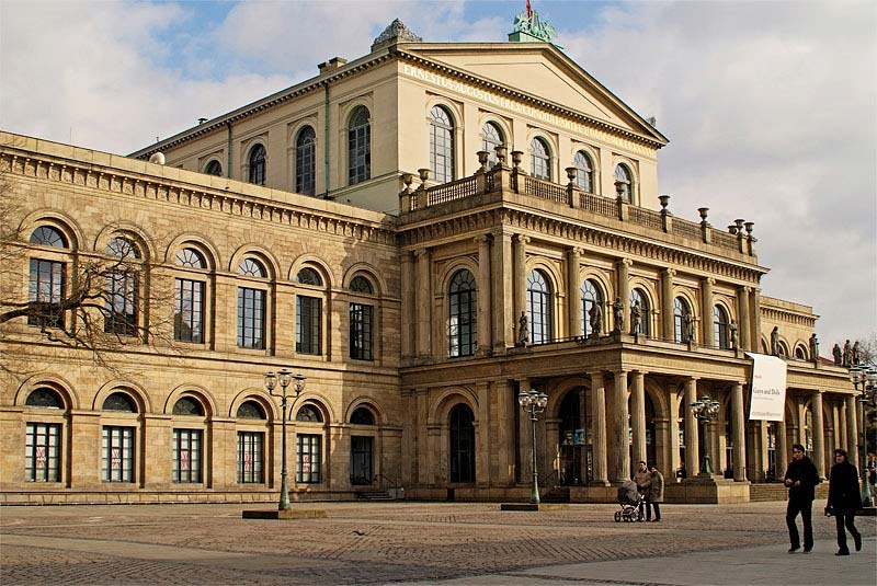 Principais pontos turísticos de Hannover