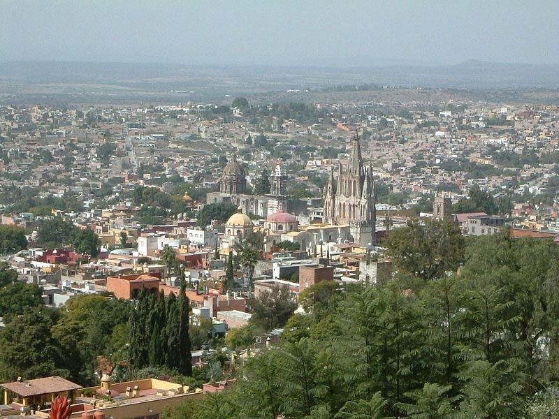 Turismo nos Pueblos Mágicos no México