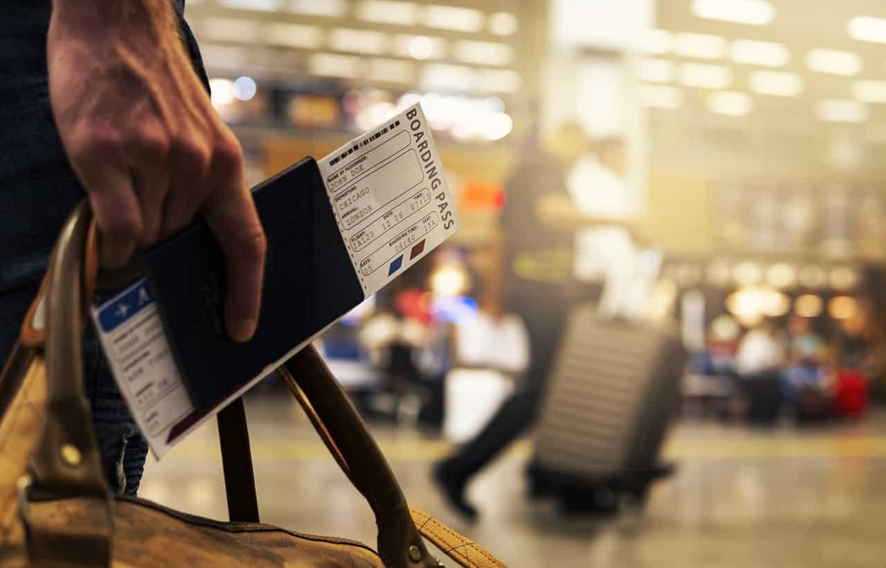 passaporte viagem orlando
