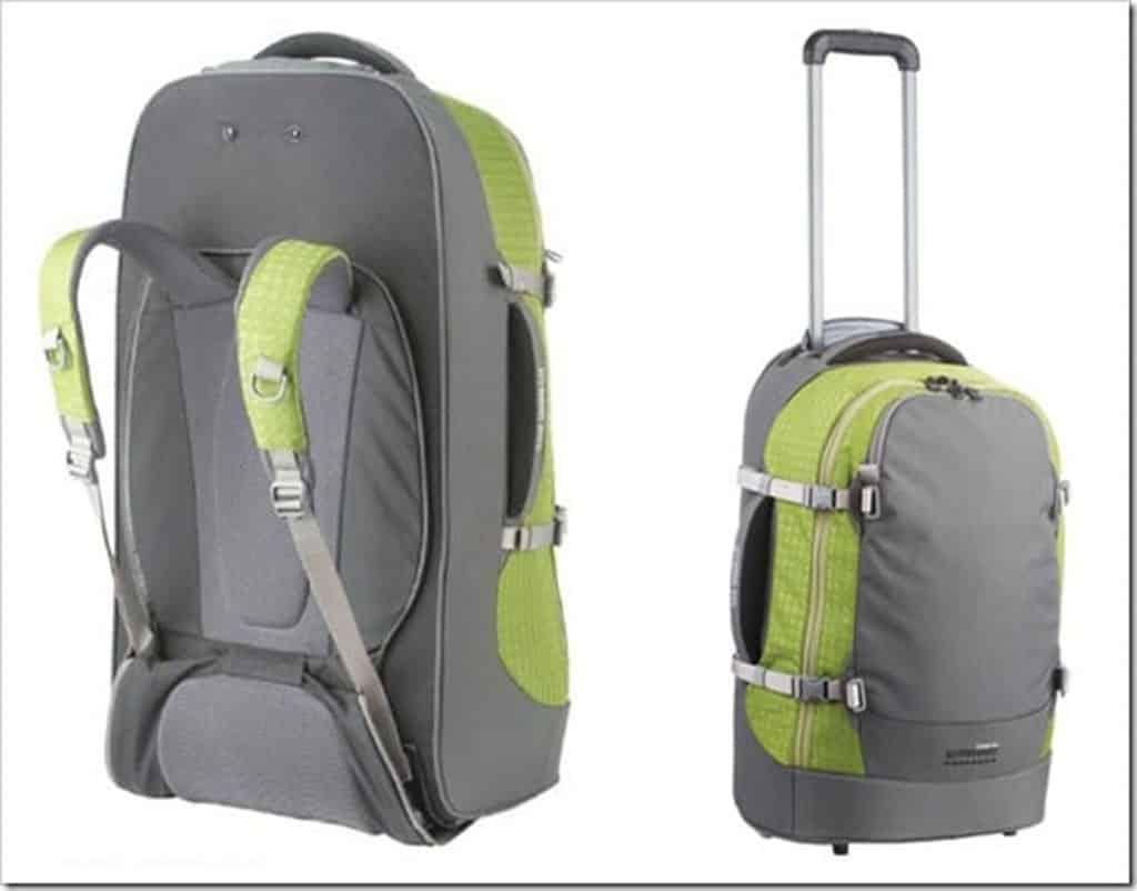 melhor mochila para viajar