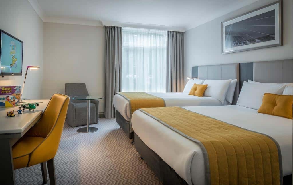 Hotéis em Dublin perto do aeroporto