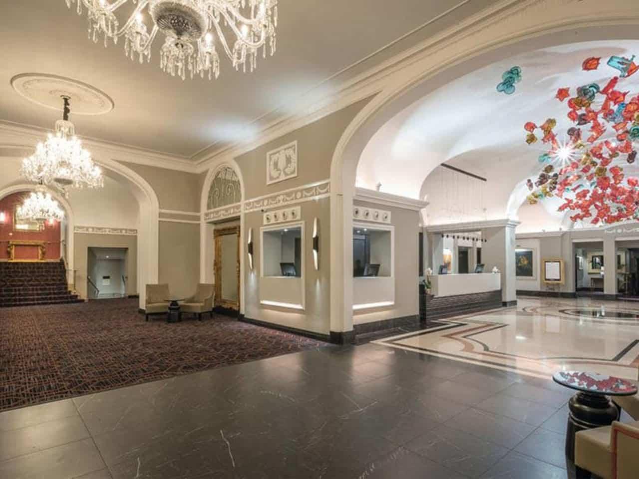 Hotel no centro de Dublin