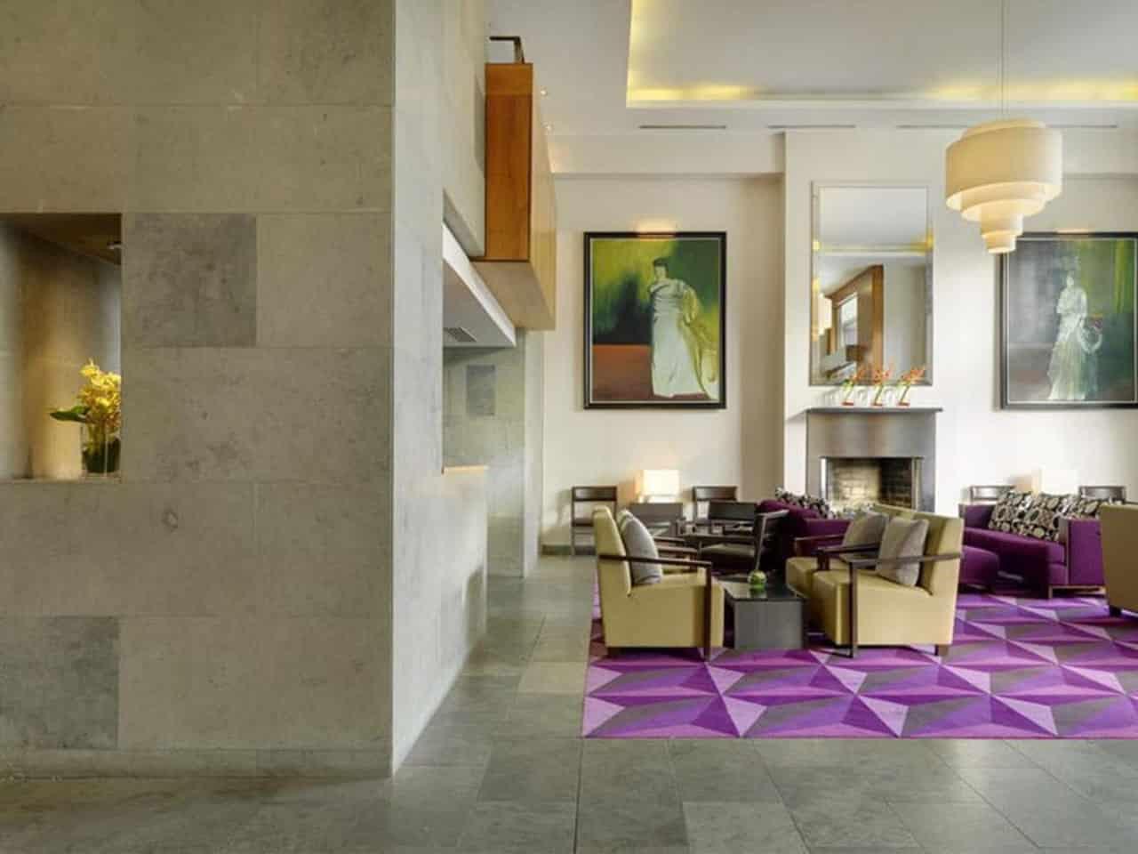Hotel cinco estrelas em Saint Stephen's Green Dublin