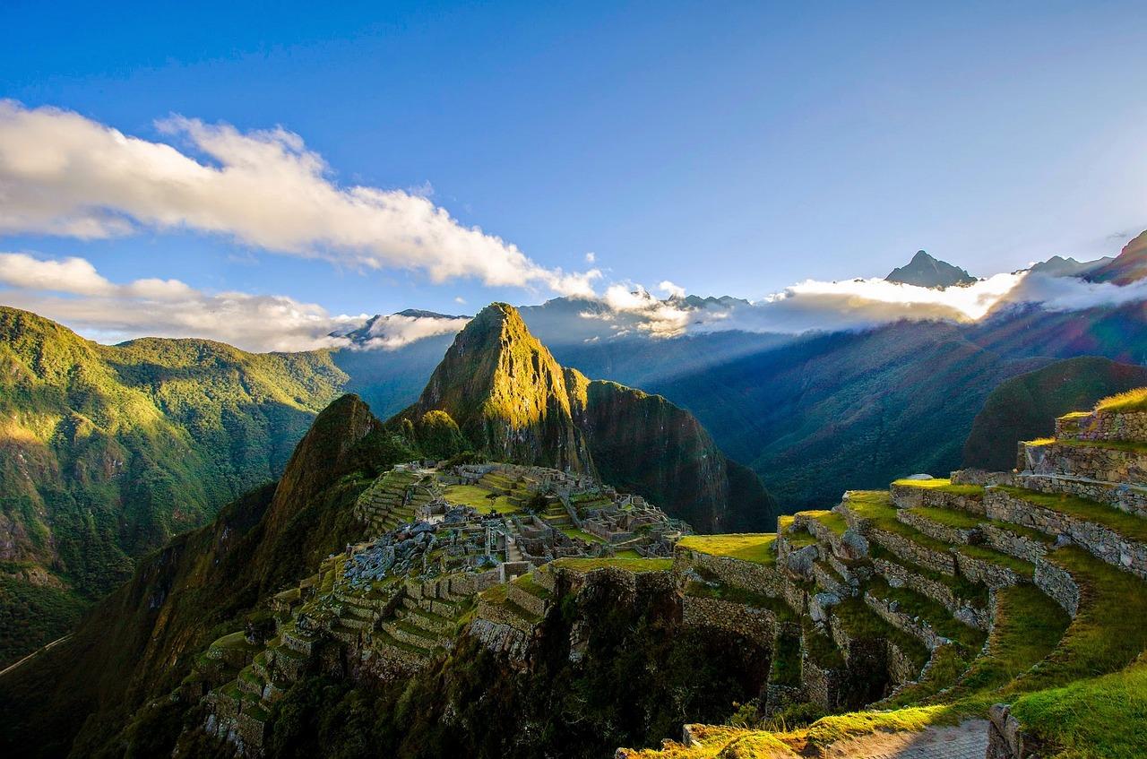 Turismo na América do Sul
