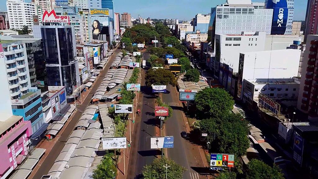 roteiro paraguai