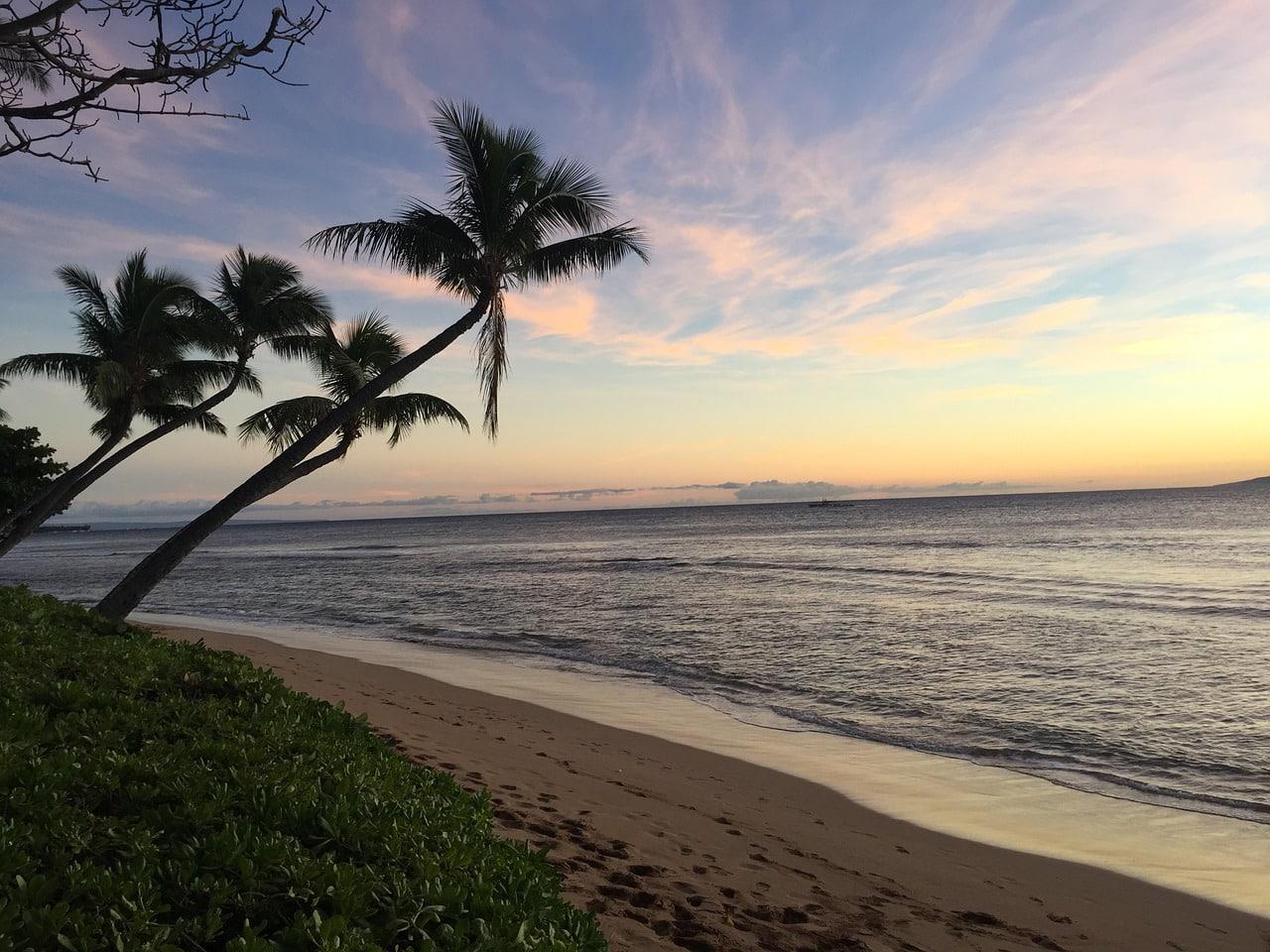 praias do hawaii