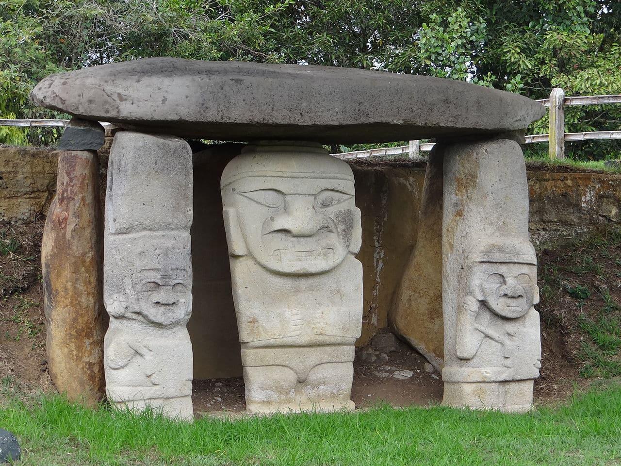 Pontos turísticos da Colômbia