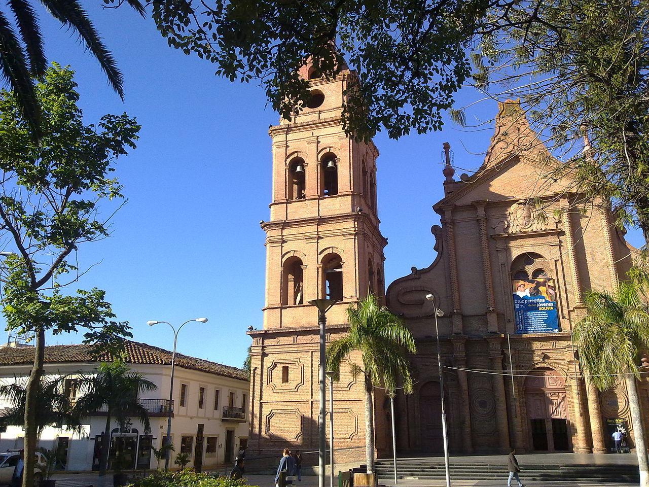 região turística bolivia