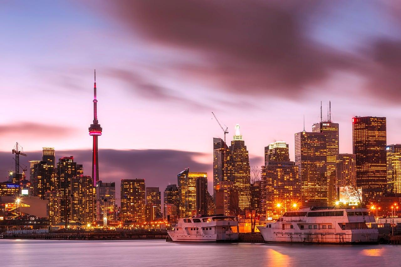 principais cidades do canadá